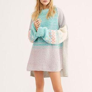 Free People Polar Opposites Sweater